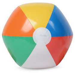 Inflatable Beach Ball - 12 in.