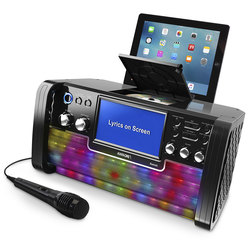 iKaraoke KS-780B All-in-1 Karaoke System