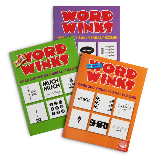 Word Winks Game Set