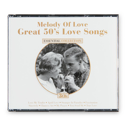 Melody of Love: Great 50s Love Songs