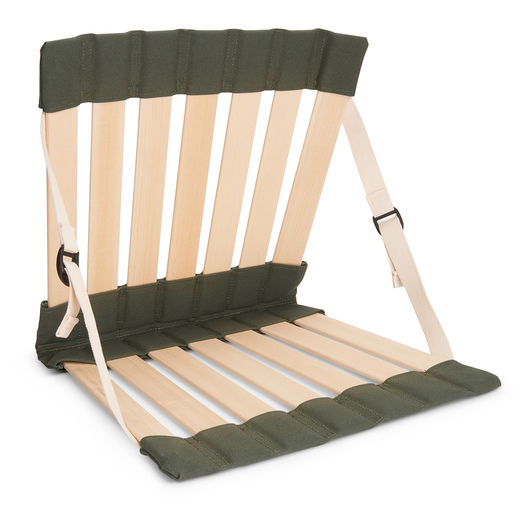 HowdaHUG1® Adjustable Seat - Olive Green, Fits up to 125 lbs.