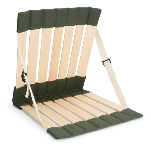 HowdaHUG2® Adjustable Seat - Olive Green, Fits up to 100 lbs.