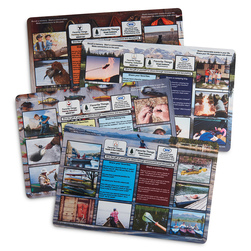 Great Outdoors Reminiscence Activity Mats