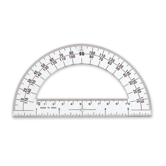 6 in. Professional Protractor