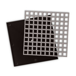 Unifix Hundred Grid and Tray