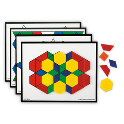 Pattern Block Activity Pack