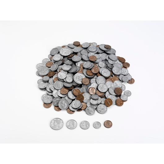 Mixed Coins - Set of 470