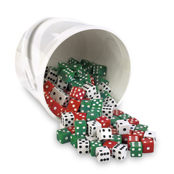 Bucket of Dice