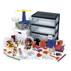Nasco Intermediate Math Kit with Storage