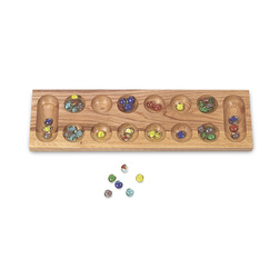 Mancala: An African Stone Game