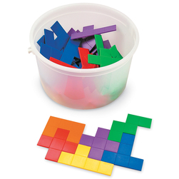 Geometry Pentominoes
