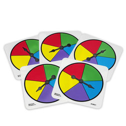 Spinners, 5-Colors