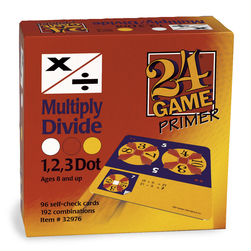 24 Game, Multiply/Divide
