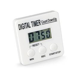 ClipOn Digital Timer with Magnetic Clip