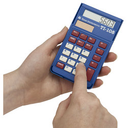 Solar Calculator TI-108 Classroom Set