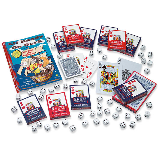 All Hands On Deck Manipulative Kit