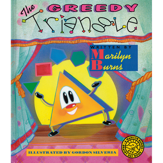The Greedy Triangle (Hardcover)