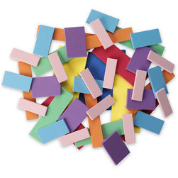 Foam Fraction Squares