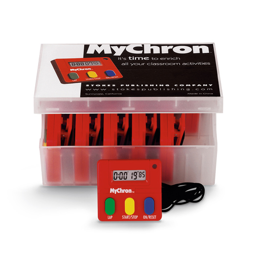 MyChron™ Student Timers - Set of 6