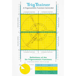 Trig Trainer Interactive Poster