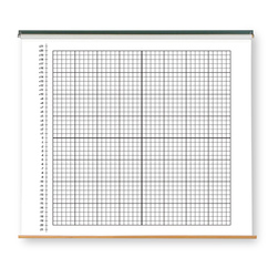 Write-and-Wipe Graph Chart