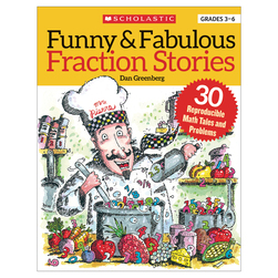Funny & Fabulous Fraction Stories