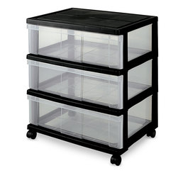 Storage Unit, 3-Drawer