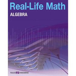 Real-Life Math: Algebra