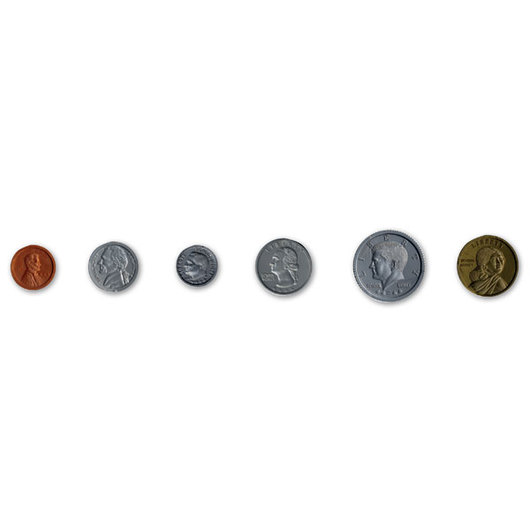 Complete Set of 500 Coins
