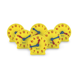 Big Time Learning Clock, Classroom Kit