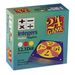 24 Game, Integers