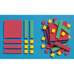 Foam Algebra Tiles™ Set