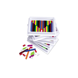 Connecting Cuisenaire® Rods Introductory Multi-Pack Set