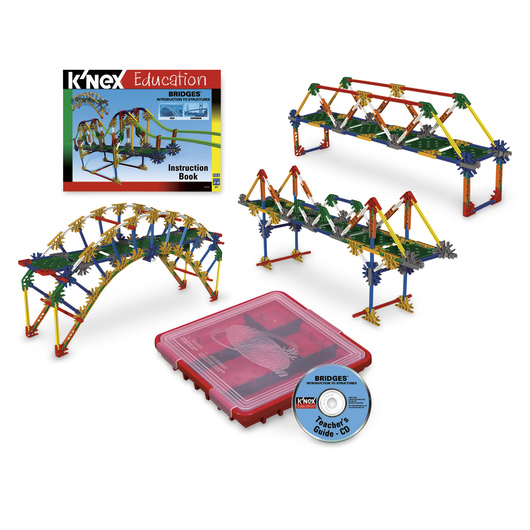K'NEX® Education Introduction to Bridges Set