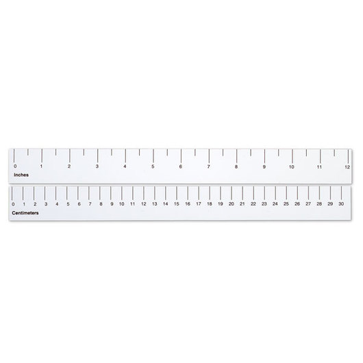Flexible Ruler - 1 in./1 cm