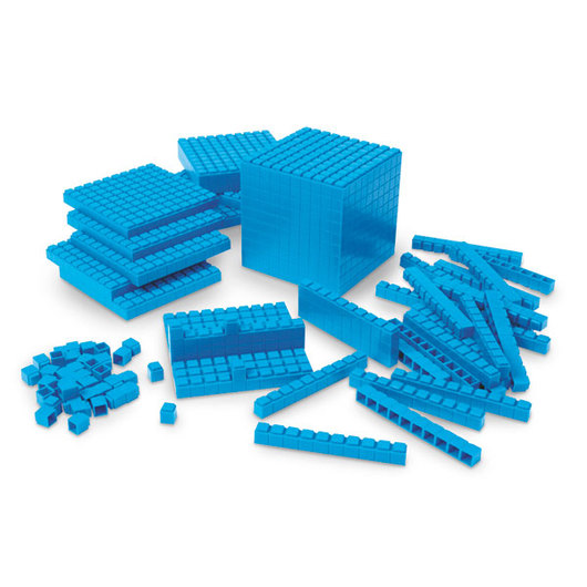 Interlocking Base 10 (Ten) Starter Set