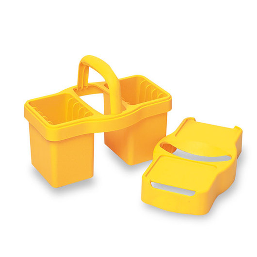 Medium Classroom Storage Caddy - Yellow
