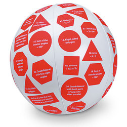 Nasco Geometry Toss-Up Ball: What Shape Am I?