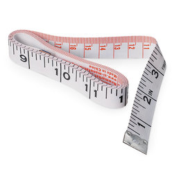 Customary/Metric Tape Measures