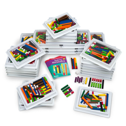Cuisenaire® Bulk Wooden Rods