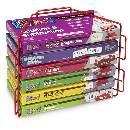 Quizmo® Elementary Math Game Series