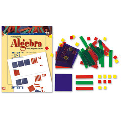 Investigating Algebra with Algebra Pieces