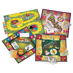 Consumer Math Game Set