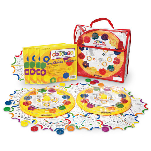 Learning Palette® Math Center Kit - Grade 1