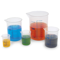 Nesting Graduated Beaker Set