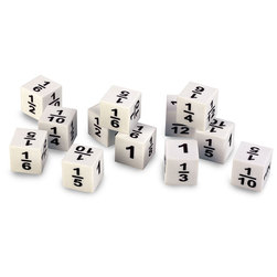 Foam Dice, Fraction