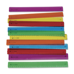 Clearview Flexible Ruler - Pkg. of 12