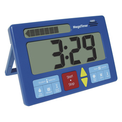MegaTimer Electronic Teaching Tool