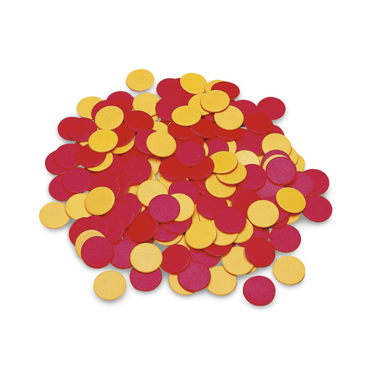 Two-Color Counters - Pkg. of 2,000