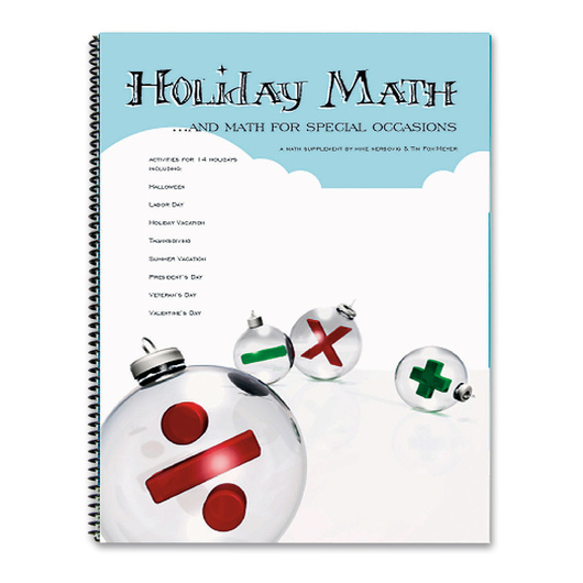 Holiday Math... And Math For Special Occasions